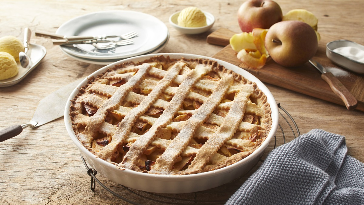 recipe image Apple Pie