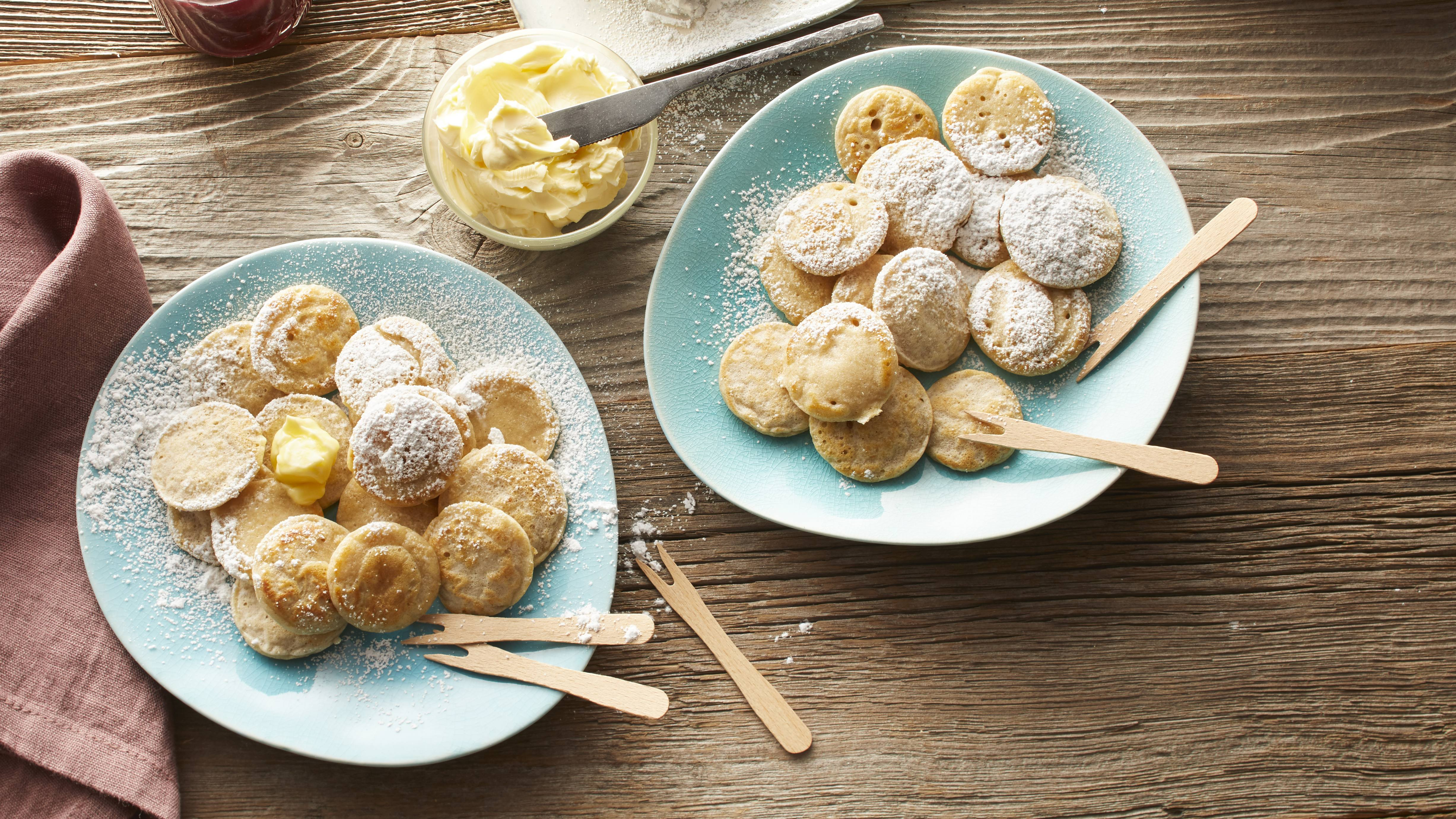 recipe image Poffertjes
