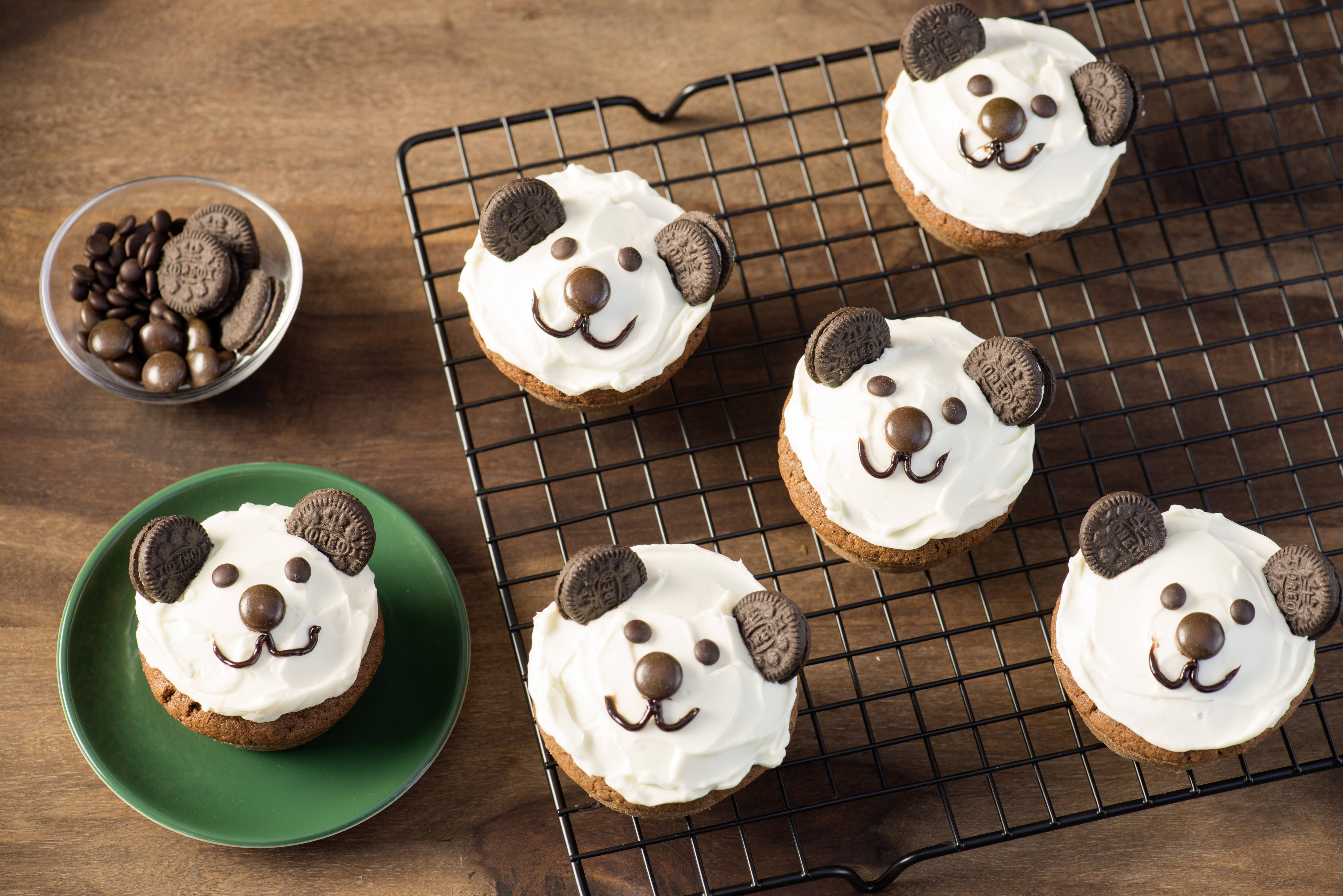 recipe image Pandamuffins