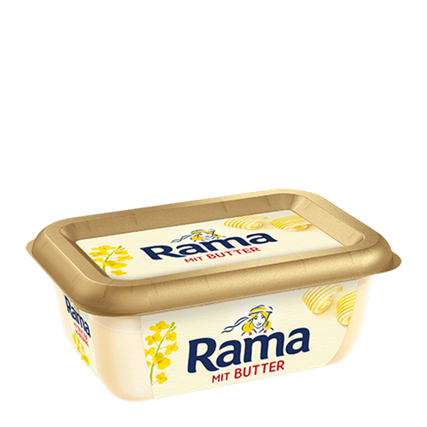 Rama with butter