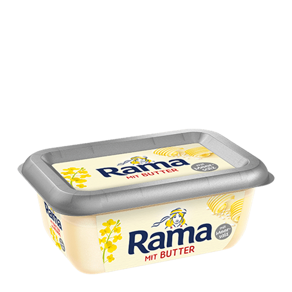 Rama With Butter & Salt